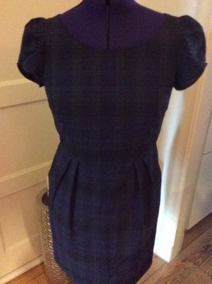 Cinque Dress dark blue-blue new wool