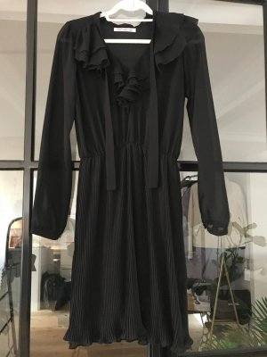 Tolles Kleid mit plissiertem Rock von Fornarina.
