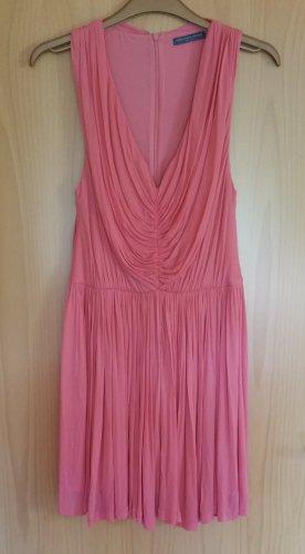 Alexander McQueen Dress pink-pink copper rayon