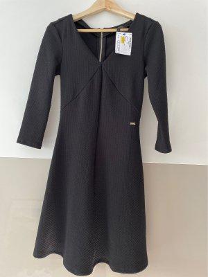 Armani Exchange Sukienka koktajlowa czarny