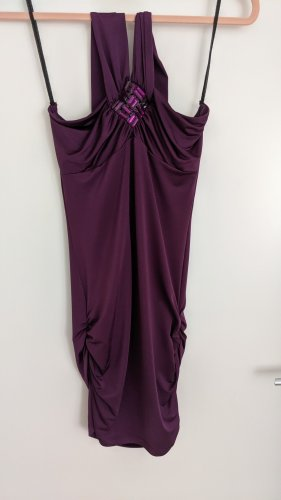 Charlotte Russe Mini Dress lilac-lilac mixture fibre