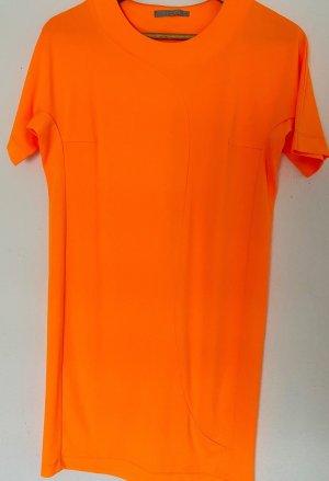 COS Abito a maniche corte arancione-arancio neon