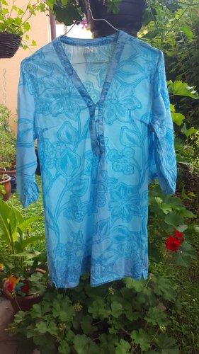 H&M Beach Dress light blue-cornflower blue