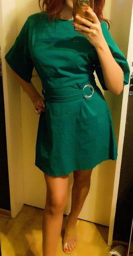 Tolles Kleid von Mango in grün Gr.S. Neu