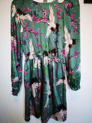 Tolles Kleid XS - asiatisches Muster