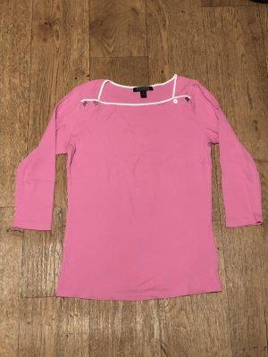 Ralph Lauren Top épaules dénudées rose