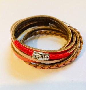 Tamaris Bracelet en cuir multicolore