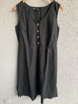 bpc Vestido tipo blusón negro