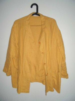 Alex Line Trouser Suit orange-light orange linen