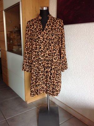 new collection Sukienka boho Wielokolorowy Wiskoza