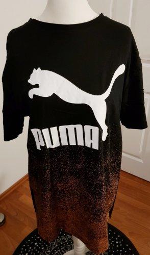 Puma Sweat Dress black-bronze-colored