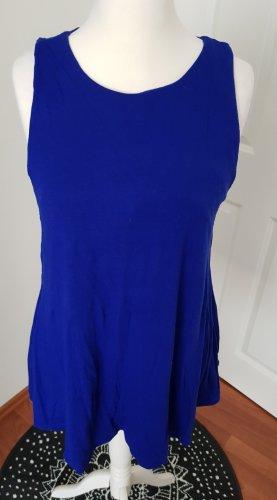 tolles longtop kleidchen royalblau gr.l