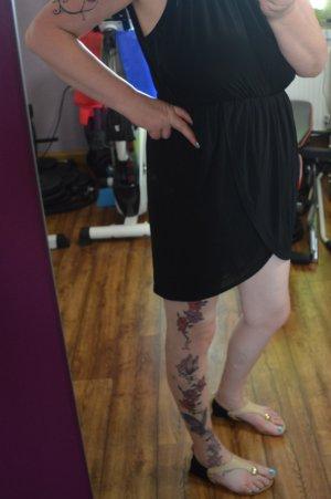 Tolles luftiges Kleid Gr. 42 von zara
