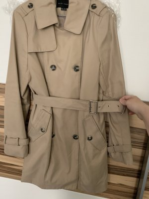 The Gate Manteau court beige