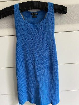 Tolles Massimo Dutti Strick Oberteil Royalblau blau M
