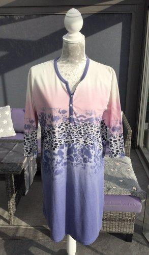 100% Fashion Vestido para casa multicolor