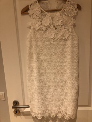 Tolles Party Dress, weiß, H&M