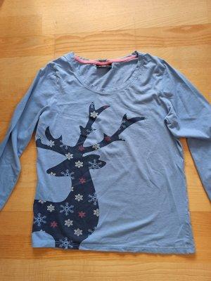 Gina Benotti Pyjama pale blue