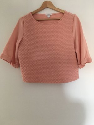 Tolles rosa cropped Shirt