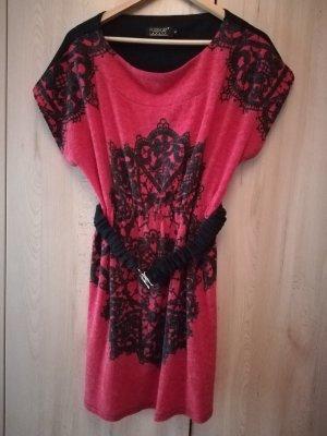 Tolles rot/schwarzes Kleid