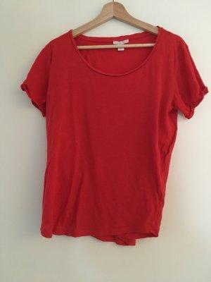 Amisu T-shirt rouge