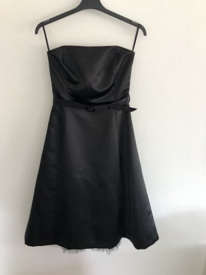Tolles schwarzes Kleid von Zero.. Abendgaderobe Größe 36