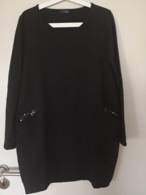 Tolles schwarzes Oberteil/Kleid von Viamaestra