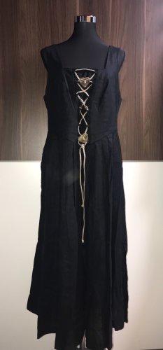 Tolles schwarzes Trachten Kleid