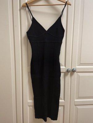 Tolles schwarzes Trägerkleid von Zara Gr. 36 / S
