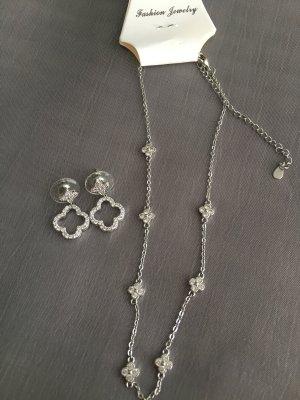 Fashion Juwelry Orecchino a vite argento