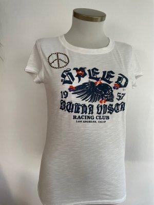 Buena Vista T-shirt veelkleurig