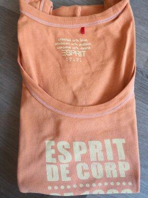 Esprit Basic topje abrikoos