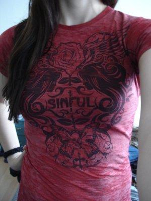 Tolles Shirt von Sinful