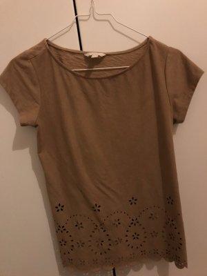 Springfield T-shirt marrone chiaro
