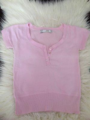 Tolles Shirt Zara rosa Gr.XS