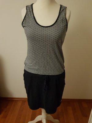 Bench Shirt Dress white-dark blue