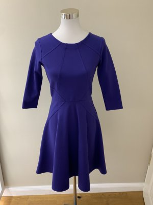 Closet Mini Dress blue-steel blue
