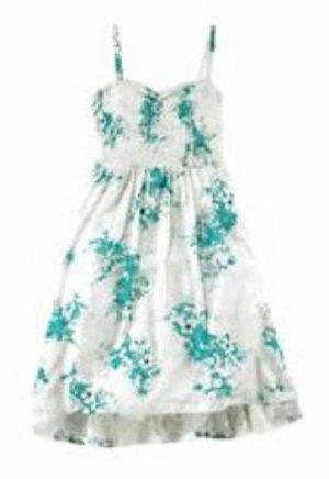 Tolles Sommer Träger/ Bandeau Kleid von Billabong Gr. XS