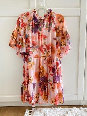 H&M Sukienka tunika Wielokolorowy