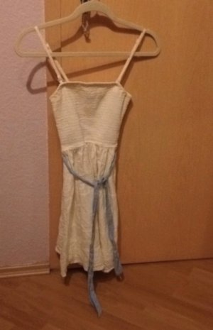 Tolles Sommerkleid mit Gürtel