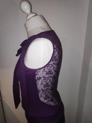 b.p.c. Bonprix Collection One Shoulder Shirt multicolored cotton