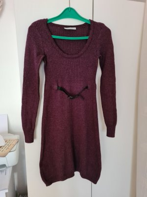 C&A Clockhouse Woolen Dress multicolored
