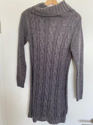 Cecilia Classics Knitted Dress grey-grey lilac