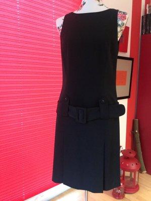 Apart Kokerjurk zwart Polyester