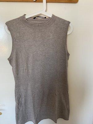Expresso Lange top grijs-bruin