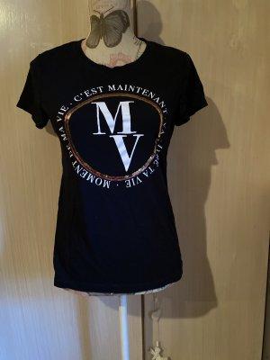 Tolles Tshirt Only schwarz Pailletten M
