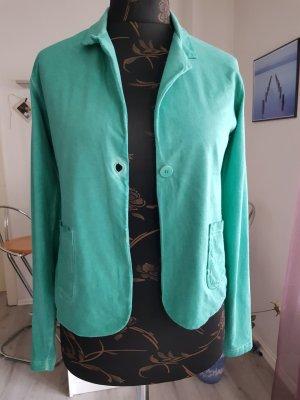 Liebeskind Berlin Veste chemise turquoise