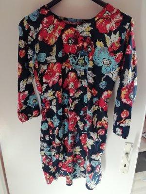 Handmade Beach Dress red-azure