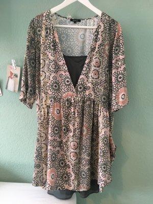 tolles, weites Sommerkleid mit passendem Tuch