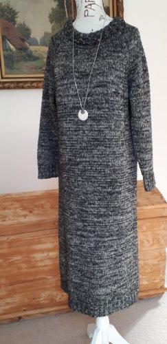Zara Knit Vestito di lana multicolore
